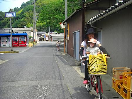 自転車で散策.JPG