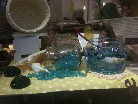 広島シャレオのナチュラルキッチンで海系のお土産を考える