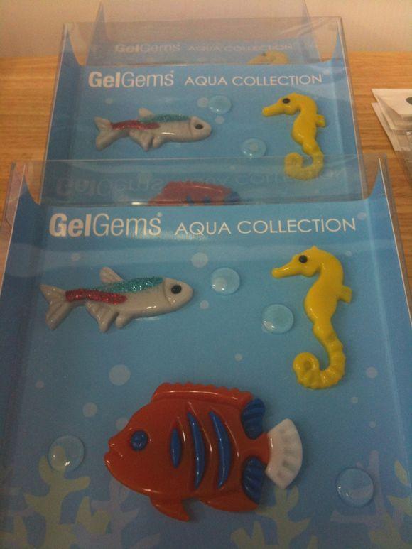 海と島を感じるアクアなジェルジェムズをなぎさ水族館では取り揃えています。