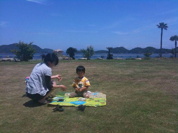 ピクニックを楽しんでもらいありがとうございます!