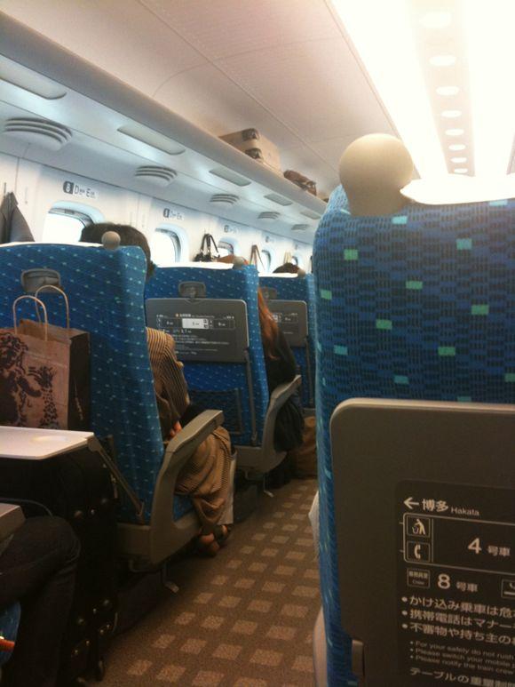 島スクエアのUJIターンセミナー大阪に向かっています。