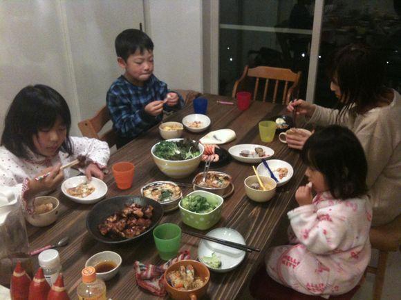 わが家のクリスマスディナー