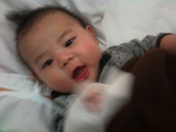 川崎病は回復し退院したのに、また入院
