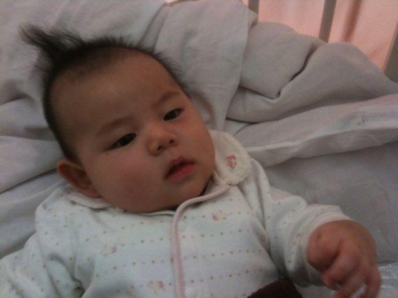 慶子にもオムライスを食べてほしいので病院に来ました。
