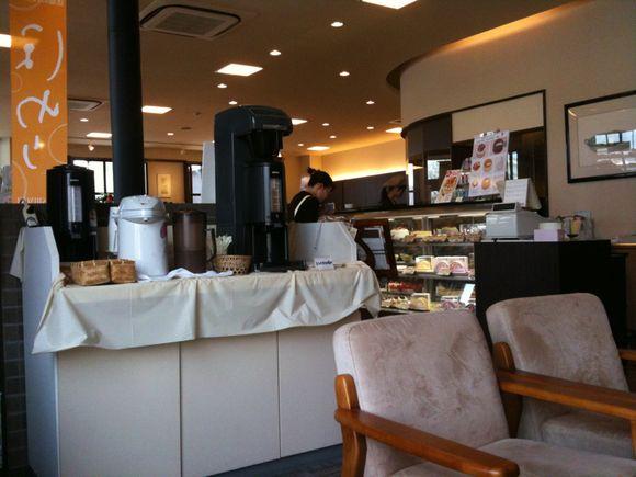 KASHINOKI下松店はイートインカフェあり!