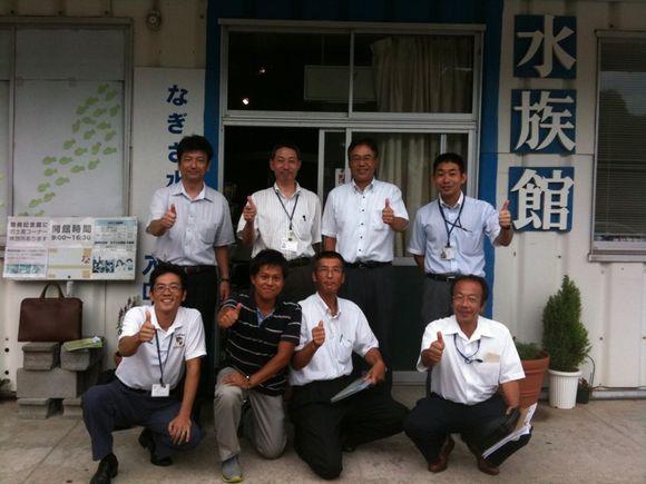 柳井地区派遣社会教育主事研修会