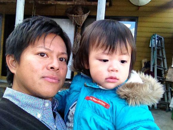 島根県の縄文村に来ています!