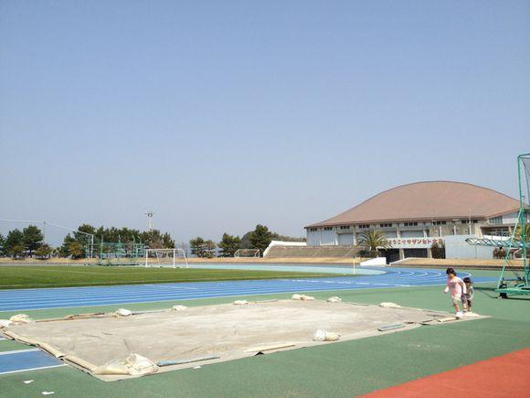 東和・橘・大島・久賀「スポ少サッカー」合同練習