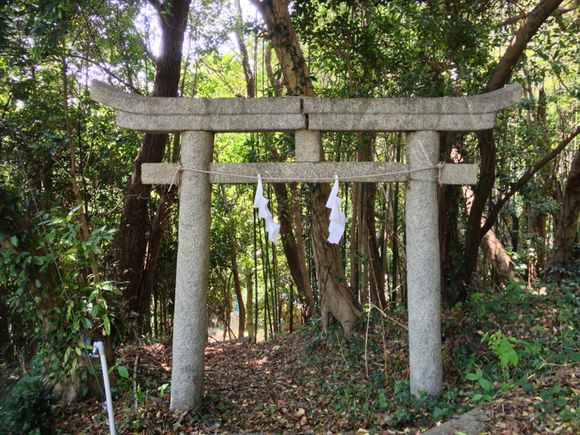 黄幡神社は商売繁盛の神様