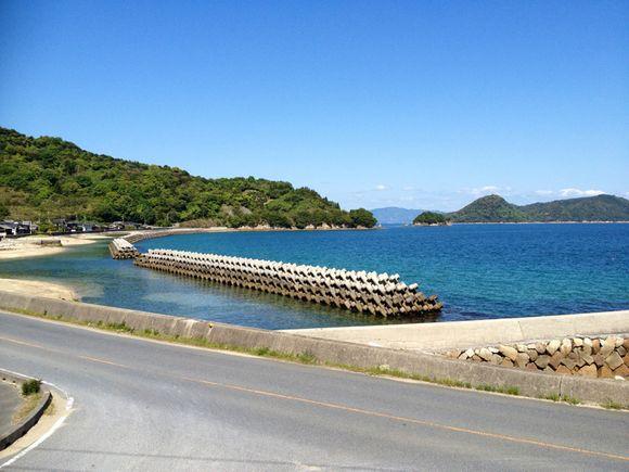 島スタイル事務所のある神浦地区