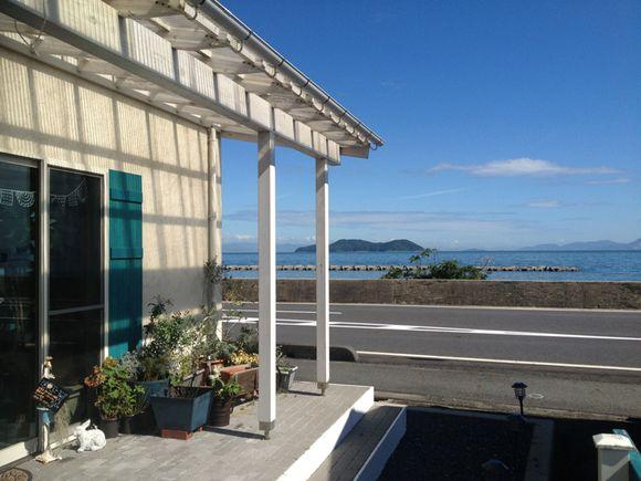 オータムな風が吹く瀬戸内のハワイ