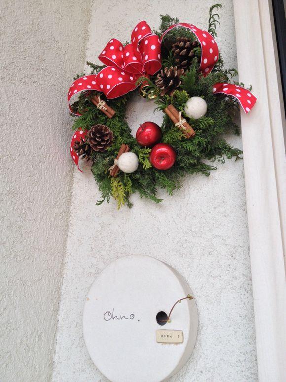 わが家にクリスマスがやって来る