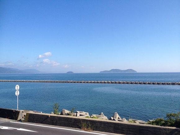 周防大島に夏が来た!