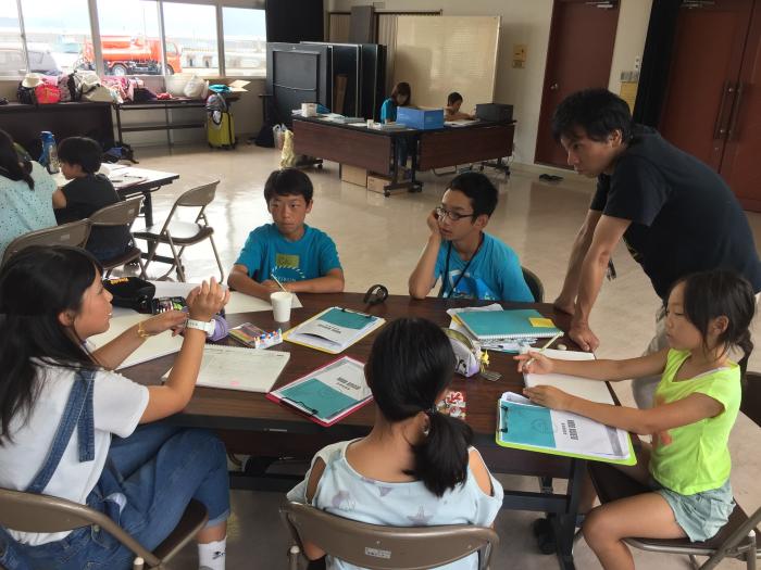 小中学生の起業合宿2017_Startup Kids Camp_13