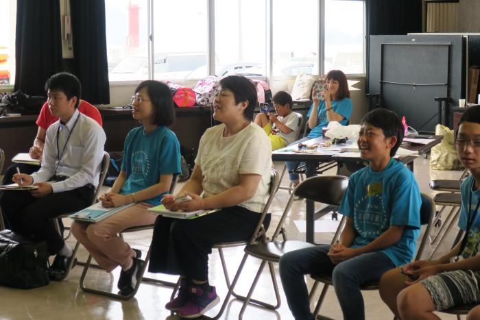 小中学生の起業合宿2017_Startup Kids Camp_02