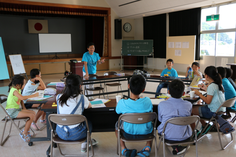 小中学生の起業合宿2017_Startup Kids Camp_10