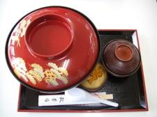 秋芳洞「カルスト丼」