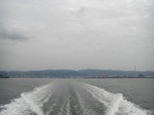 回天の島、大津島(周南市)へ動画撮影。大野杏ちゃん、大野尽くんも一緒に撮影旅行
