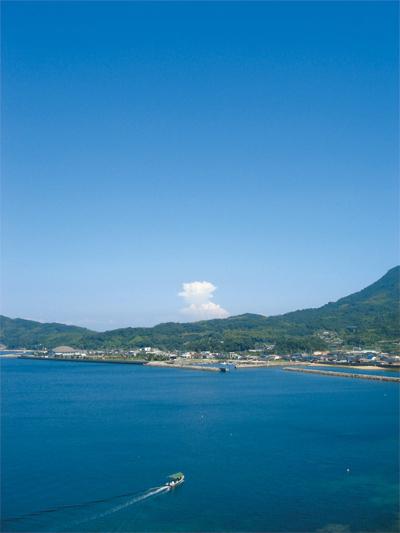 周防大島にメラメラ太陽キラキラ海の『Summer』がやってきた!